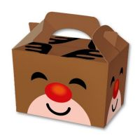 Christmas Reindeer Meal Party Box